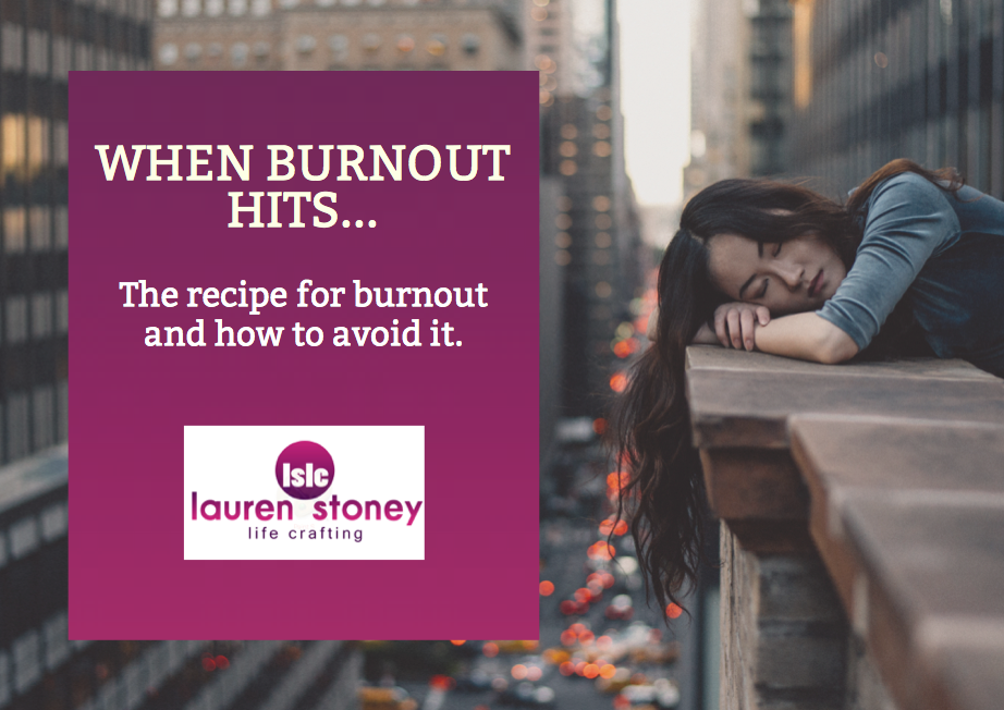 A free guide to preventing burnout